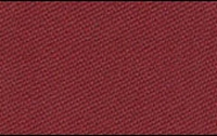 Simonis 300 Rapide Burgundy , breed 1.70m per stuk