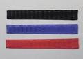 Handgreep Geox IBS 32cm 12g geperforeerd zwart - fluweel per stuk