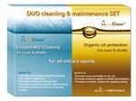 Duo reiniging en onderhoud set